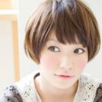卒業式 ショート 髪型