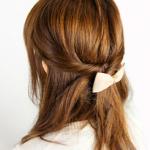 【卒業式の髪型】小学生のセミロングの女の子向け簡単アレンジ集