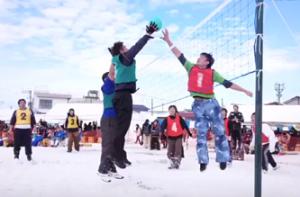 十日町雪まつり ツマリアンボール選手権大会