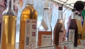 全国梅酒まつりin水戸 梅酒