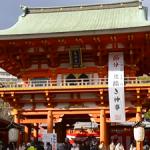 生田神社の節分祭豆まき2018。芸能人ゲストやアクセス情報。