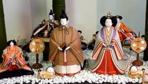 佐賀城下ひなまつり 雛人形