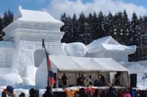 十日町雪まつり オープニングフェスティバル