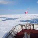 網走流氷2018の時期や接岸状況。おーろら号、ノロッコ号見どころ