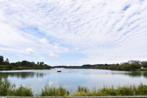 千波湖 水戸