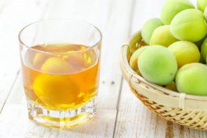 梅の実 梅酒