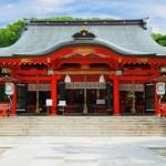 生田神社 節分 豆まき