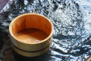 湯船と風呂桶