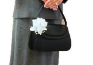 卒業式 母親 コサージュ バッグ