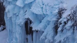 知床 フレペの滝