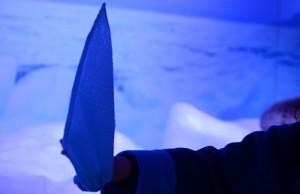 オホーツク流氷館 流氷体感テラス