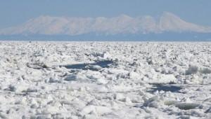 オホーツク流氷館 展望テラス