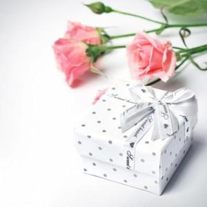 プレゼント ピンクバラ