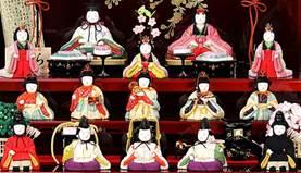 雛人形 佐賀城下ひなまつり