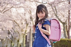 女の子 入学式 小学校