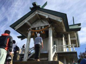 宝満山 竈門神社