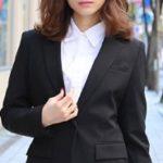 入社式女性服装マナー!【スーツ・髪型・カバン・メイク・アクセサリー】