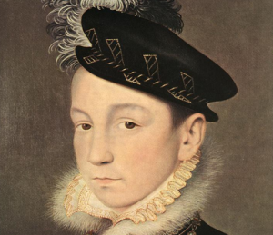 エイプリルフール シャルル9世