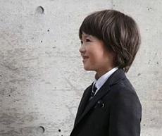 小学校 入学式 男の子