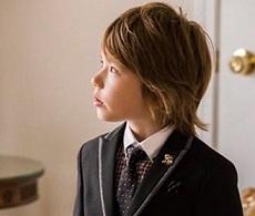 入学式 男の子 髪