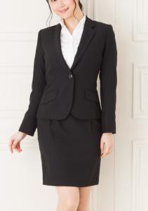 入社式 スーツ 女性