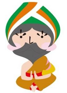 インド 修行僧