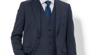 三つ揃え スーツ ベスト