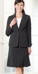 スーツ マーメイドシルエット 女性