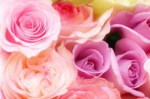 花束 バラ チューリップ