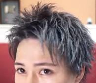 髪の毛 入学式