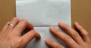 折り紙 折り目