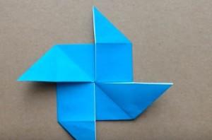 折り紙 風車