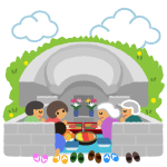 沖縄清明祭り(シーミー)の意味と由来!やり方やお供え物は?時期は?