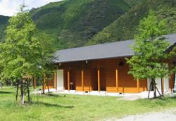 日置川ログハウスキャンプ村 関西