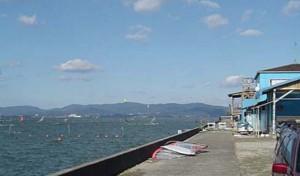 村櫛海水浴場