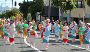 上杉まつり パレード
