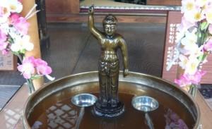 お釈迦様像 灌仏会