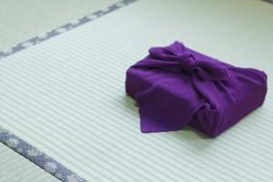 贈り物 畳