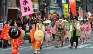 信玄公祭り