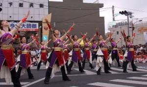 今山大師祭 市中パレード