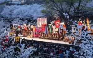信玄公祭り 舞鶴城公園