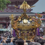 浅草三社祭2020の日程とスケジュール!行列や神輿渡御は?駐車場は?