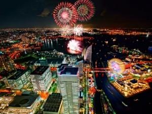 横浜開港祭 花火大会