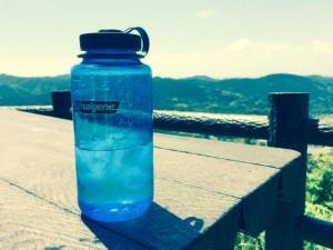 飲料水 ハイキング
