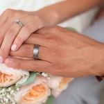 結婚 手 指輪 花束