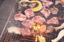 バーベキュー お肉 野菜
