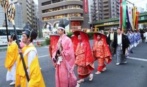 神田祭 神幸祭