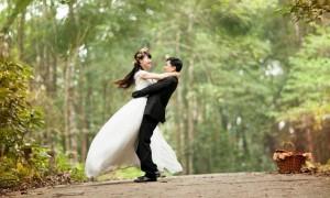 結婚 新郎新婦
