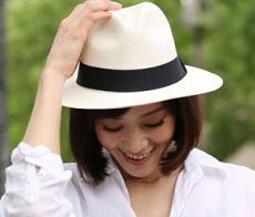 パナマ帽 カラー