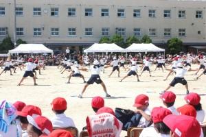 運動会 学校